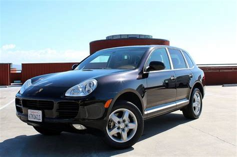 automobile air conditioning service 2006 porsche cayenne instrument cluster find used 2006 porsche cayenne s in dana point california united states for us 25 900 00