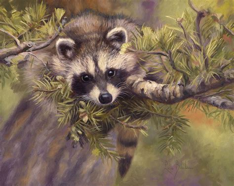 Home Inside Painting Design seeking mischief painting by lucie bilodeau