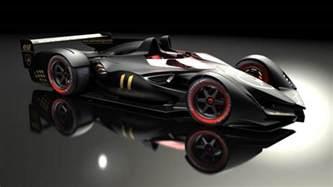 wordlesstech lamborghini lmp f race car