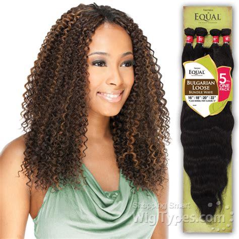 brazilian hair in jamaica freetress equal synthetic weave brazilian jerry bundle