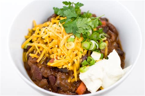 best vegetarian chili recipe delicious easy healthy and optionally vegan herbivoracious