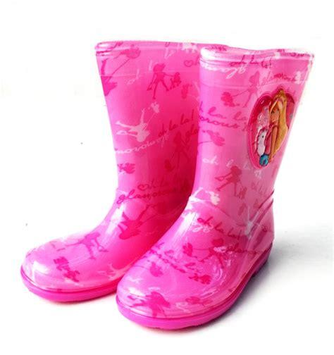 Sepatu Boot Karet Anak sepatu boot anak karakter toko bunda
