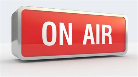 on air on air tv radio on airp