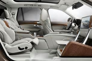 Volvo Xc90 Interior Volvo Xc90 Lounge Console Concept Interior View 02 Photo 15
