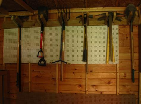 jeca storage shed organization plans