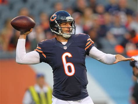 famous bears quarterbacks brian billick predicts jay cutler for nfl mvp