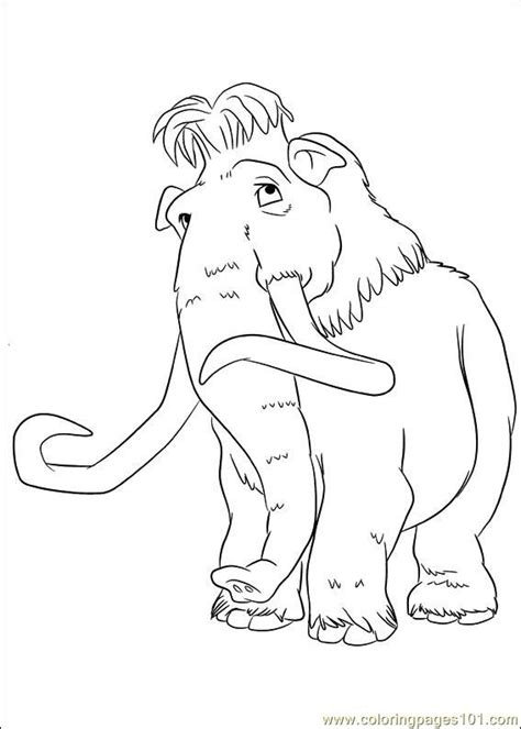 ice age coloring pages pdf ice age continental drift 12 coloring page free ice age