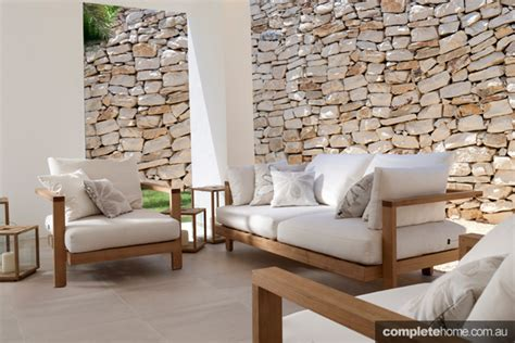outdoor loveseat australia six outdoor sofas to suit any home completehome