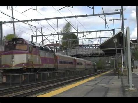 just ask will we see commuter rail from portland mbta commuter rail at readville station hyde park ma