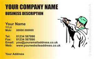 business cards for builders builders business card design ref 550
