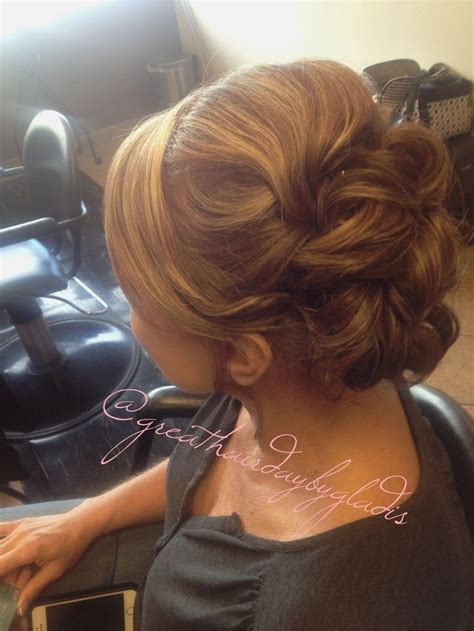 mother of the bride hairstyles partial updo 1000 images about hair on pinterest updo older women
