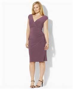 ralph lauren navy dress macys