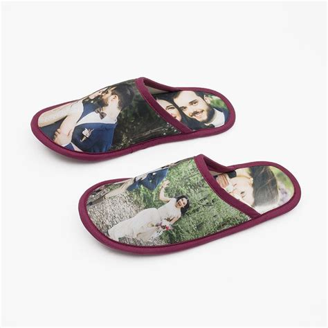 design your own slippers custom slippers with photos customize your own slippers
