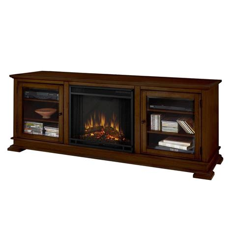 real hudson electric fireplace real hudson 68 in media console electric fireplace