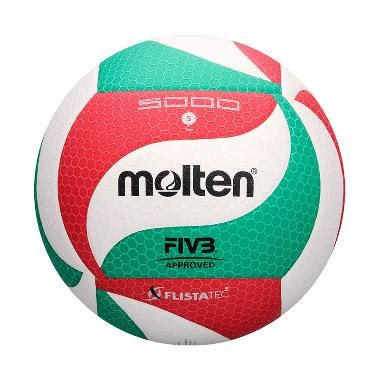 Bola Voli Bola Volley Molten V5m 5000 jual bola voli basket molten harga promo blibli
