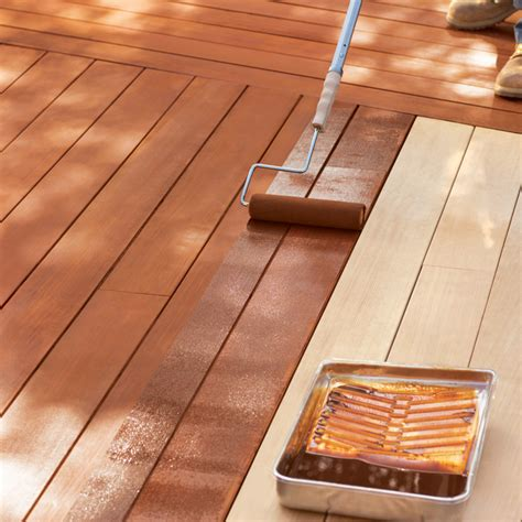 deck stain colors what color should i stain my deck