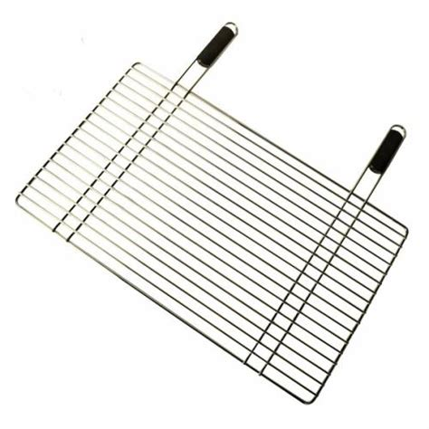 Grille Inox Pour Barbecue by Grille Pour Barbecue En Acier Chrom 233 40 X 68 Cm Outils