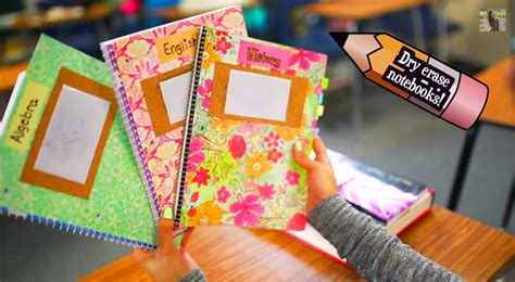 bethany mota diy projects 10 ways to diy decorate your notebooks for the