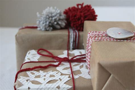cheap gift wrapping chic and cheap gift wrapping ideas popsugar home