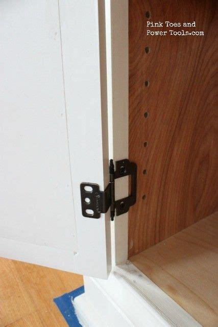 diy girl   blog kitchen cabinets door hinges diy