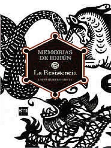 libro memorias de idhun la ranking de mejores libros de laura gallego listas en 20minutos es