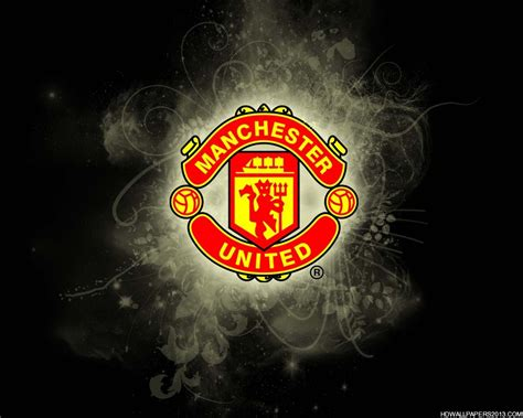Gambar 3d Football manchester united high definition wallpapers high definition backgrounds