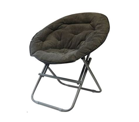 comfortable chairs for dorm rooms dorm seating comfy corduroy moon chair sage gray