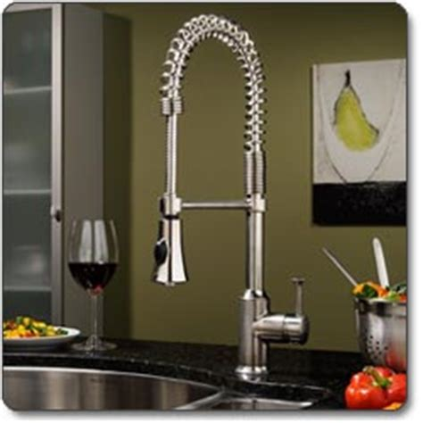 american standard pekoe kitchen faucet american standard 4332 350 075 pekoe semi professional single kitchen faucet stainless