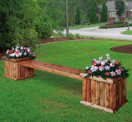 Landscape Timber Bench Plans Oltre 1000 Idee Su Landscape Timber Crafts Su