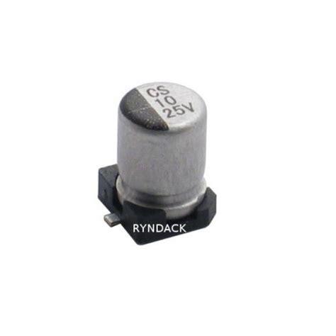 smd capacitor eletrolitico capacitor eletrol 237 tico smd 10μf 25v 105 176 c 10uf suntan ts13c01e100mat000r ryndack componentes