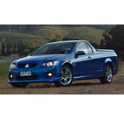 2009 Holden UTE Photos Informations Articles