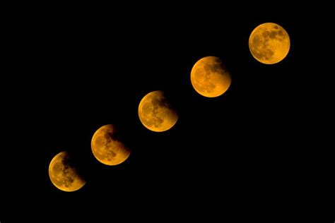 why does the moon turn during a lunar eclipse