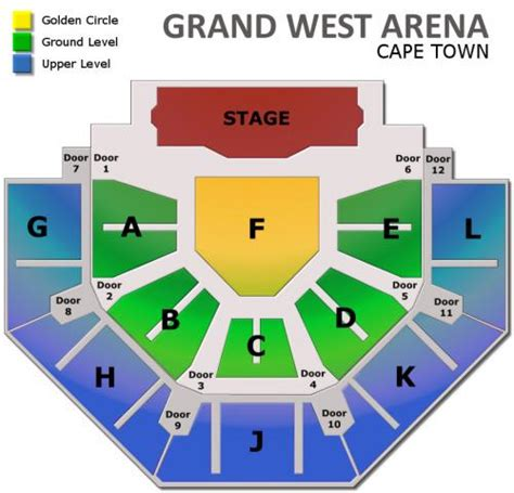 Grand Arena Floor Plan by Harvest 2016 Cape Town Tickets Wed Mar 2 2016 At 7 00