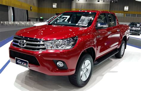 2020 Toyota Hilux by 2020 Toyota Hilux Improvements And News Update 2019