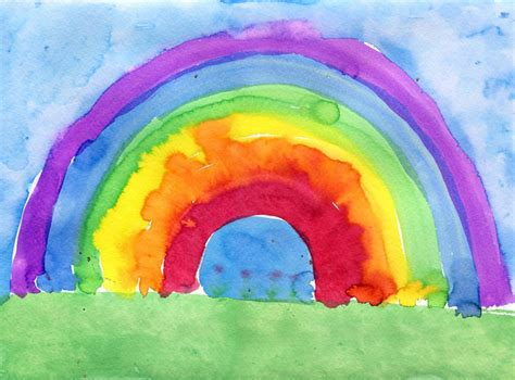 painting for kids rainbow painting art projects for kids