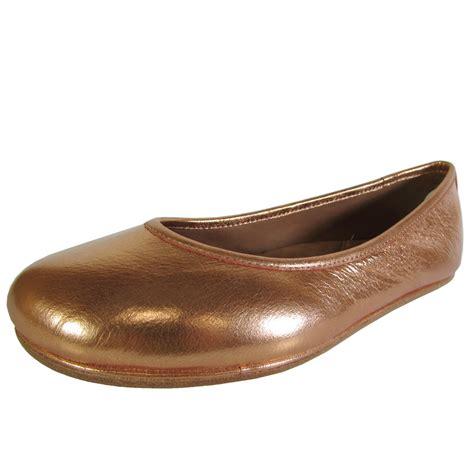 ballet flat shoes leather gentle souls womens gigi le leather ballet flat shoe ebay