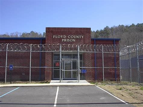 county prison floyd county prison