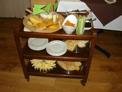 Trolly Cafe Resto cheese trolley picture of beechwood restaurant coleford tripadvisor
