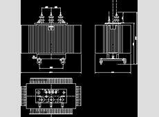 Transformer / Power Tr24kv – 800kva DWG Block for AutoCAD ... Electrical Transformer Calculations
