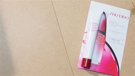 Shiseido Ultimune 1 shiseido ultimune power infusing concentrate katsy faustino