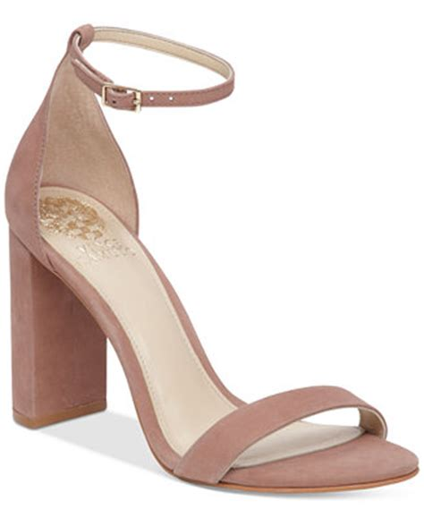 macy s high heels vince camuto mairana high heel strappy sandals sandals