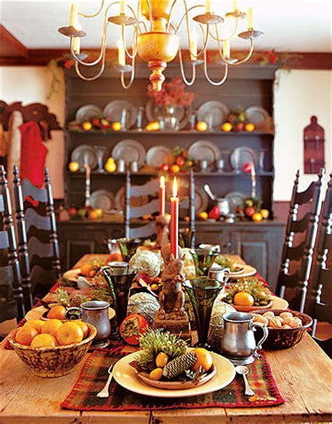 Old Sweetwater Cottage: I Adore Harvest Tables