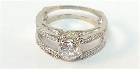 Redesign Wedding Ring by Redesigned Wedding Ring For Anniversary