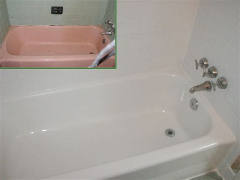 how to repaint a bathtub diy bathtub refinishing yay cool ideas pinterest