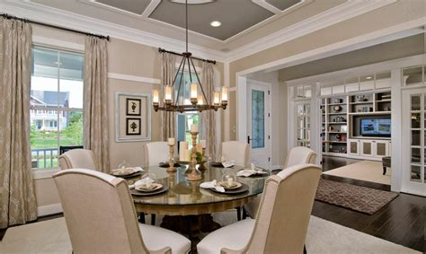 Single Family Homes Model Home Interiors Model Home Interiors