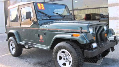 Jeep Tj Specs 1993 Jeep Grand Laredo