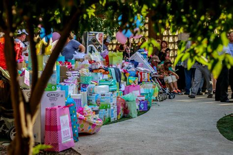 When Are Baby Showers Held by Large Baby Shower Held By Pro Opposing Planned