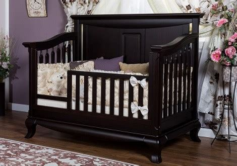 Solid Back Panel Cribs by Solid Back Panel Convertible Cribs Usa Made Baby Nursery