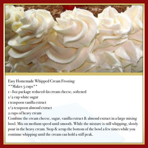 6 Ingredients And Directions Of Chocolate Frosting Receipt by Easy Frosting This Is So Delicious