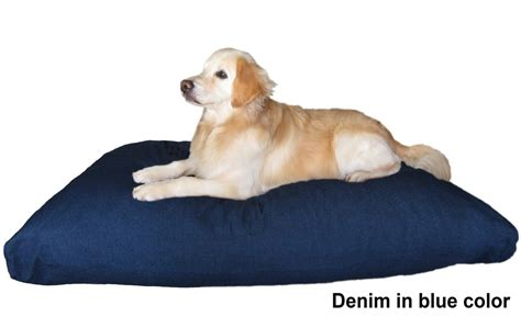 dog beds 4 less memory foam dog bed and orthopedic pet pillow for less at
